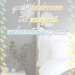 How to Make a Bedroom Perfect for Self Care Pinterest Pin