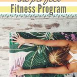 How to Find the Perfect Fitness Program Pinterest Pin