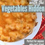 Favourite Recipes With Hidden Vegetables Pinterest Image