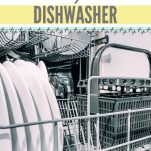 Weird Things You Can Clean in the Dishwasher Pinterest Pin