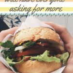 Turkey Burgers that Will Have Everyone Asking for More Pinterest Pin
