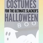 51 Last-Minute Costumes for the Ultimate Slacker's Halloween! Pinterest Pin