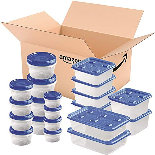 Make ahead meal storage containers