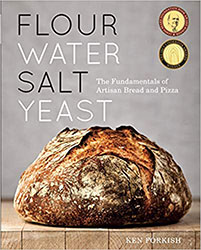 Water Flour Salt Yeast Cookbook