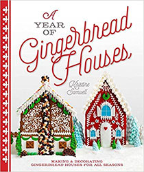 Gingerbread House Recipe Book