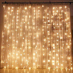 300 LED Light Curtain