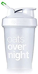 Overnight Oats Blender Bottle
