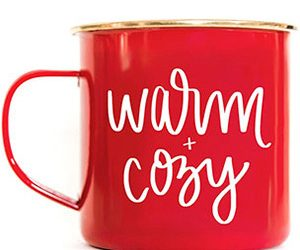 Warm and Cozy Mug