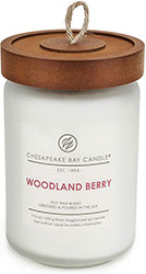 Chesapeake Bay woodland berry scented candle