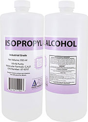 99.8+% Pure Isopropyl Alcohol