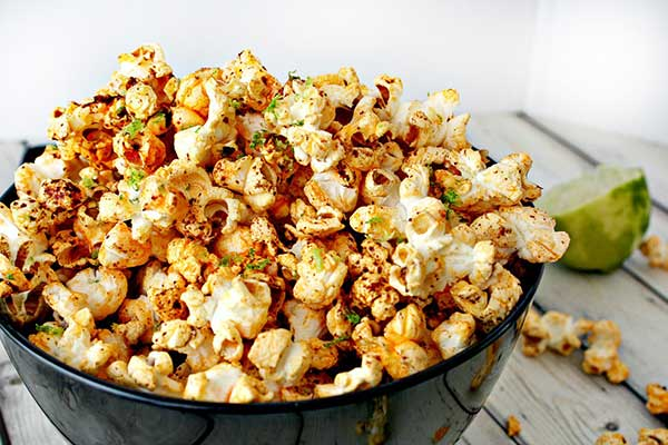 12 healthy movie night snack swaps