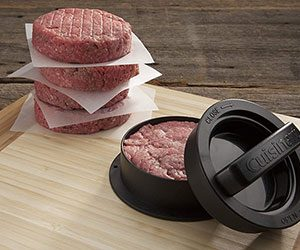 Cuisinart 3-in-1 Stuffed Burger Press