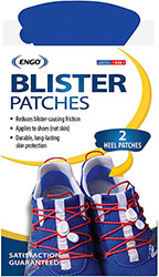 ENGO Heel Blister Patches