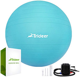 Exercise Extra Thick Yoga Ball