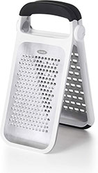 Fold Flat Cheese Grater
