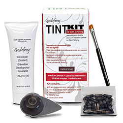 Godefroy Professional Hair Color Tint Kit