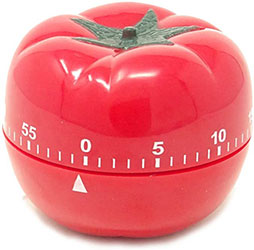 Kitchen Tomato Timer