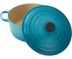 Le Creuset Enameled Cast Iron Round Dutch Oven