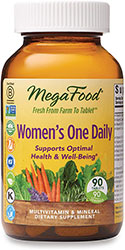 MegaFood, Women's One Daily