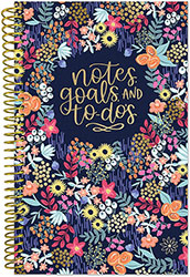 Notes, goals and to-do's planner