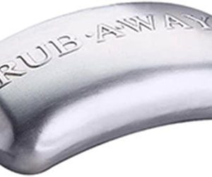 Rub-a-Way Bar Stainless Steel Odor Absorber