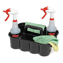 Rubbermaid Deluxe Carry Caddy for Cleaning Products