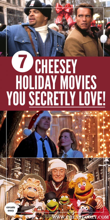 The best cheeseball and cheesey guilty pleasure Christmas and holiday movies to watch during your festive season downtime