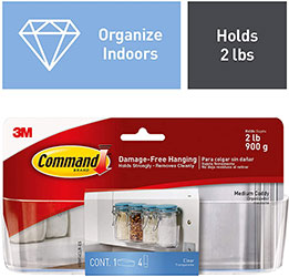 Command Clear Caddy