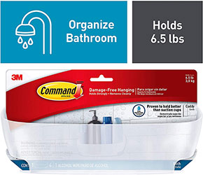 Command Shower Caddy